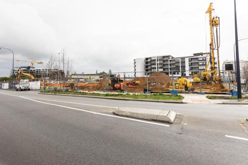 Work begins on major Claremont development