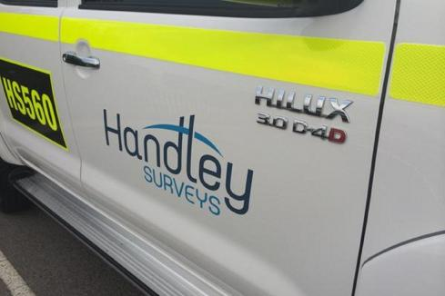 Handley wins BP laser contract