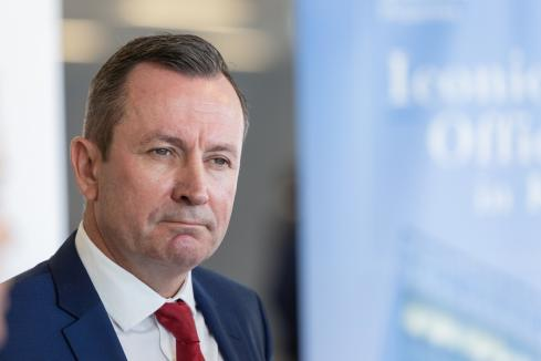 McGowan 'disappointed' by Labor chaos, flags perk changes