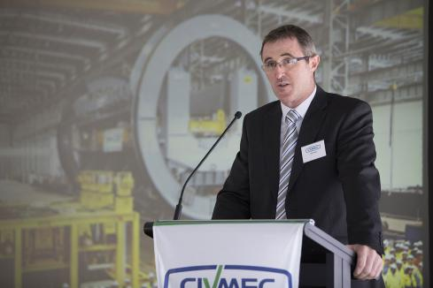 Civmec wins FMG contract