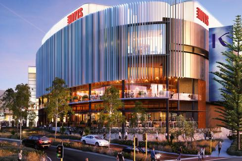 Perth's shopping centre evolution