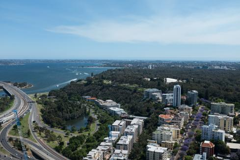 Inner Perth Australia's most liveable urban area