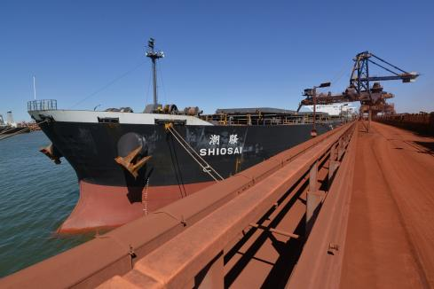 Port Hedland port increases shipping capacity by 6.9%
