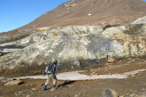 Ironbark study lifts head grade at Greenland zinc play