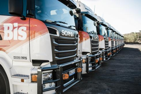 Bis secures three-year haulage contract