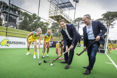 Ausdrill, FMG sign hockey deals