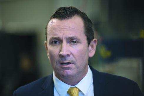 McGowan pressures BHP, Chevron