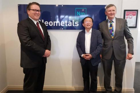 Neometals strengthens Chinese ties at WA vanadium play