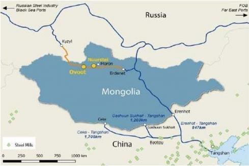 Aspire flags 2020 DFS release for Mongolian coal play