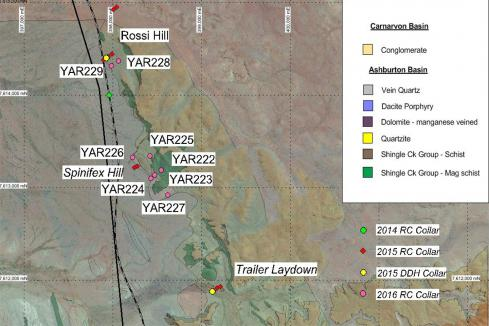 Pilbara magnetite drill program shaping up for Coziron