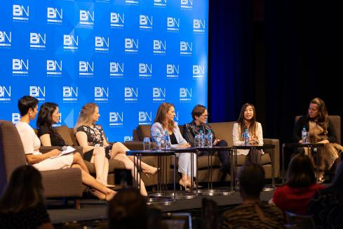 Empowerment, confidence vital for success in business