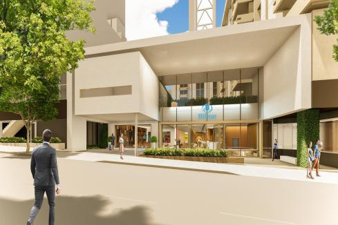 $45m refurbishment for Parmelia Hilton