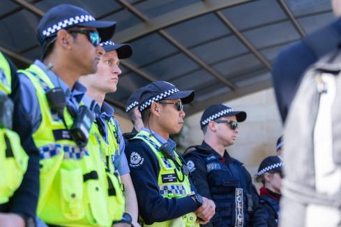 WA police to do more with less over summer