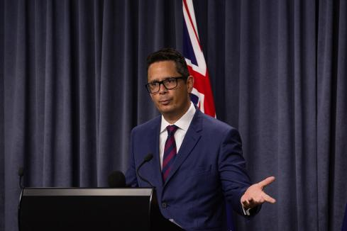 Wyatt touts reduced debt projections