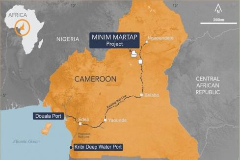 Canyon raising funds for Cameroon bauxite
