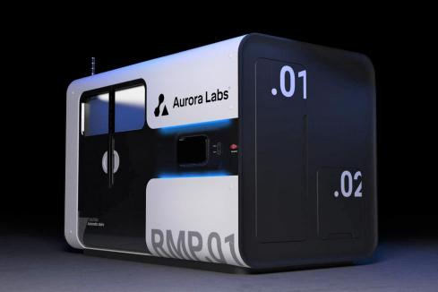 Aurora to get independent certification for 3D printed parts