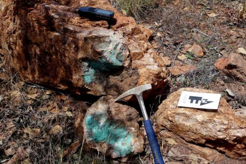 Northern Minerals hits copper near Kununurra