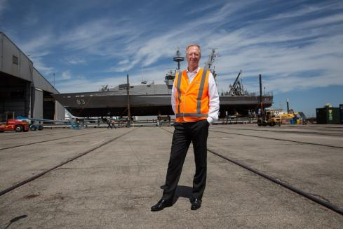 Austal lifts profit by 72%