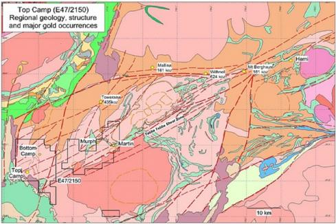 Coziron links Top Camp prospect to Hemi gold discovery in Pilbara