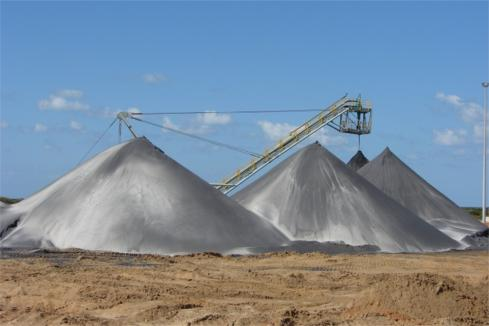 Image delivers record mineral sands production