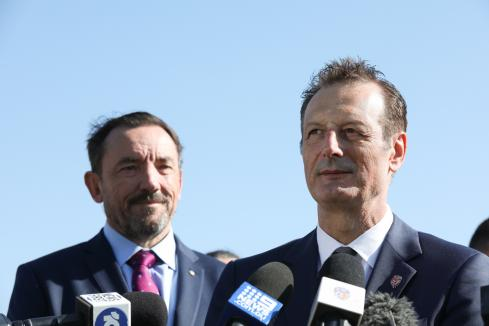 Details of Perth Glory deal remain unclear