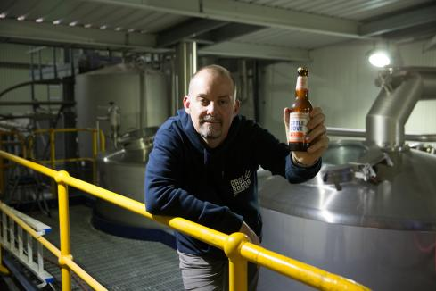 Gage Roads increases packaged beer production