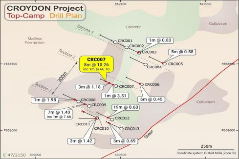 Coziron to drill Pilbara gold play