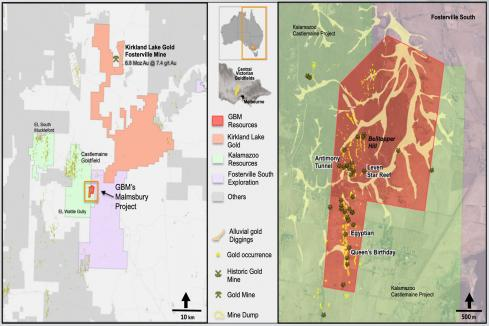 Novo increases exposure in Victorian goldfields