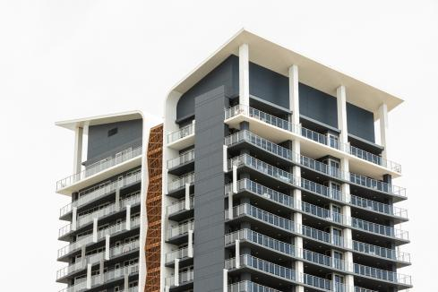 Resilience in apartments sales