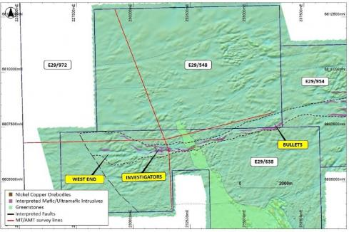 St George survey identifies Cathedrals targets at depth