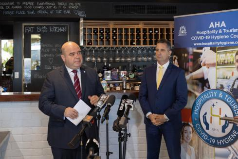 Government, AHA partner for hospitality recovery