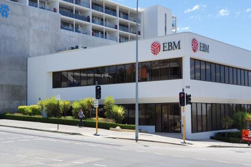 Mair in $24m commercial property move