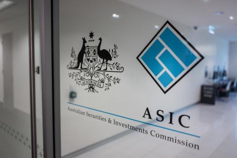 ASIC charges two former directors