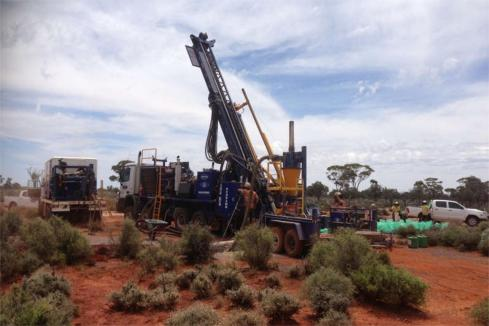 Mining exploration grinds to a halt
