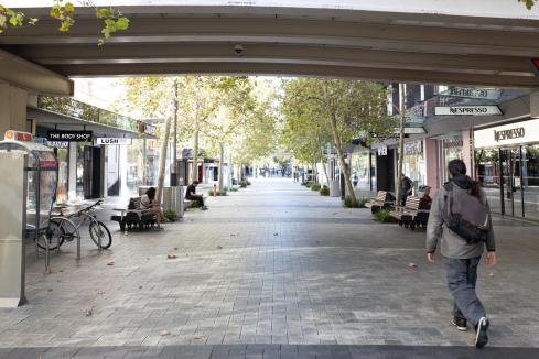 COVID-19 shuts down 2,000+ shops across Perth
