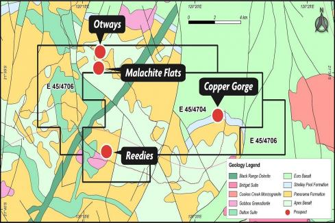 Calidus to earn up to 70 per cent of Pilbara multi-metals play