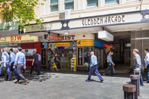 Hay Street Mall building sold for $2.9m
