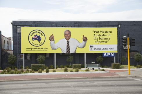 Palmer charged with fraud, directors' breaches