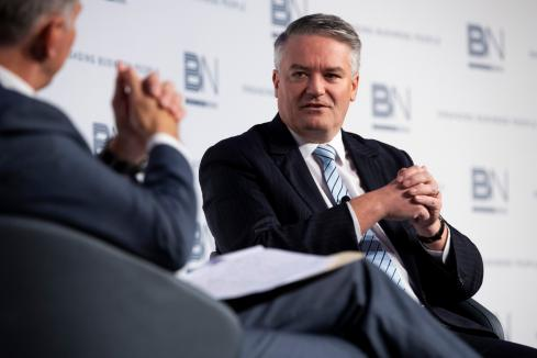 'Let's see': Cormann on OECD role