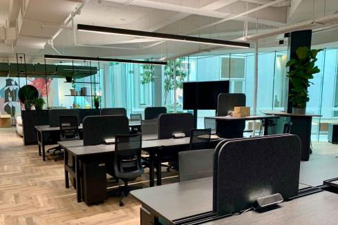 Spacecubed expands at Allendale Square