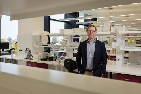 More than Linear growth for drug trials in COVID-free WA