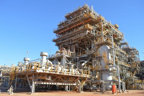 Chevron, AWE moves improving gas certainty