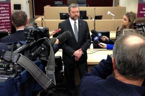 Mischin criticises Feds over Bell action