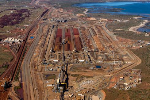 Iron ore miners pay royalty majority
