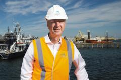 Ship spending to trigger apprentice uptake
