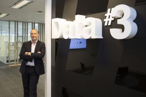 Data #3 expands into CBD