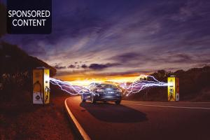 Electrifying the transport network