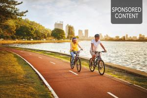 Active mobility key to healthier communities