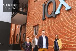 The art of disruption : innovation at UWA IQX