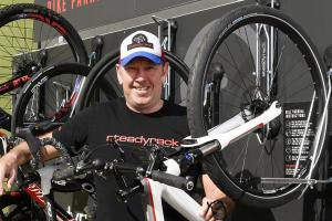 Steadman rides to success as Steadyrack goes global
